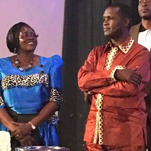 Pastor Fred Kasule & Robinah Kasule