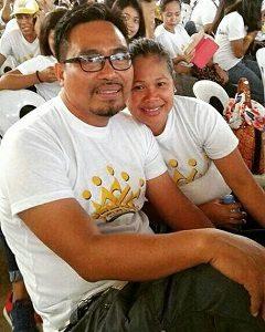 Marlon and Ann Sala