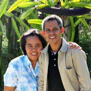 Amalia and Richard Patacsil